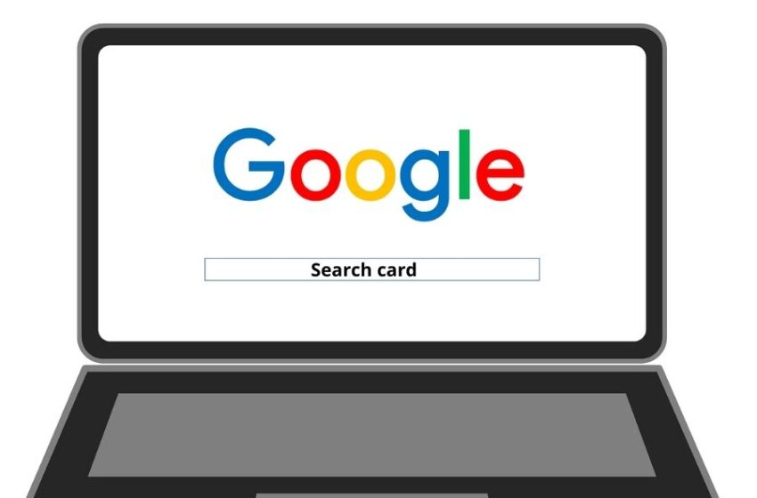 Add me to Google – Google's new search card