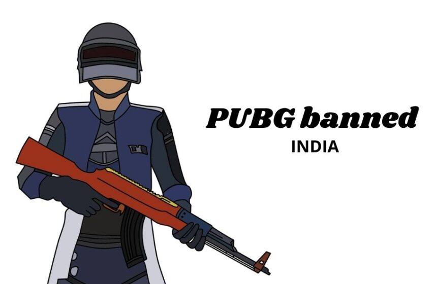 PUBG banned along with more 118 New Chinese Apps ban In India today