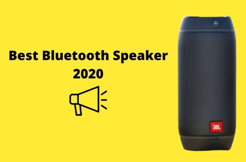 Best Bluetooth Speakers available in India – 2020