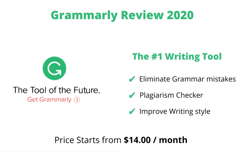 Grammarly Review 2020: What should you use Free or Premium?