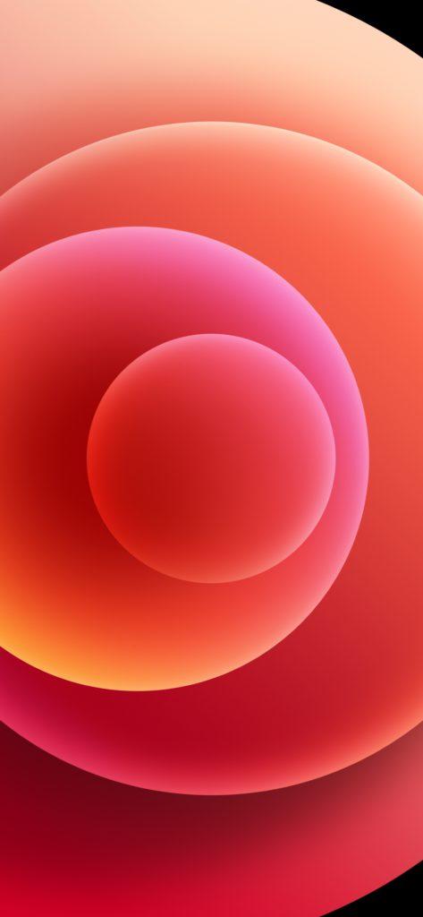Orbs Red Light